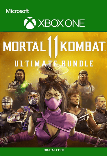Mortal Kombat 11 Ultimate Add-On Bundle (DLC) XBOX LIVE Key UNITED STATES