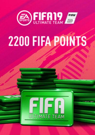 FIFA 19 - 2200 FUT Points Origin Key GLOBAL