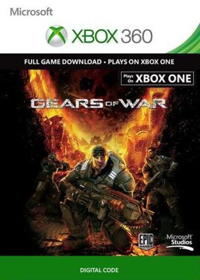 Gears of War (Xbox 360 / Xbox One) Xbox Live Key EUROPE