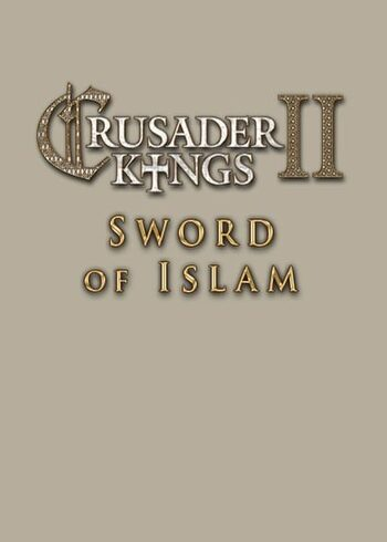 Crusader Kings II - Sword of Islam (DLC) Steam Key GLOBAL