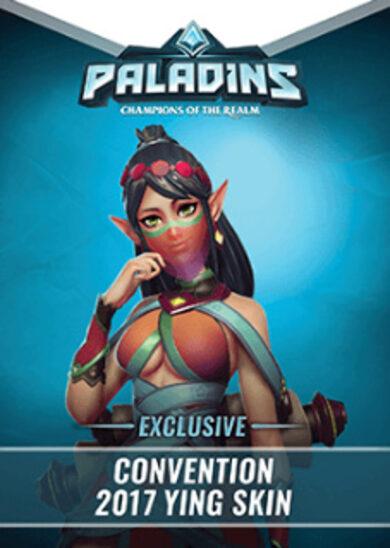 Paladins - Ying Hero + Convention Ying Skin Key GLOBAL