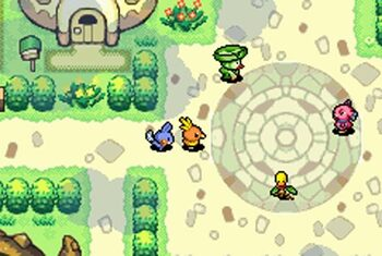 Get Pokémon Mystery Dungeon: Red Rescue Team Game Boy Advance
