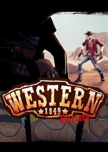 Western 1849 Reloaded Steam Key GLOBAL