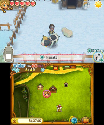 Redeem Story of Seasons: Trio of Towns Nintendo 3DS