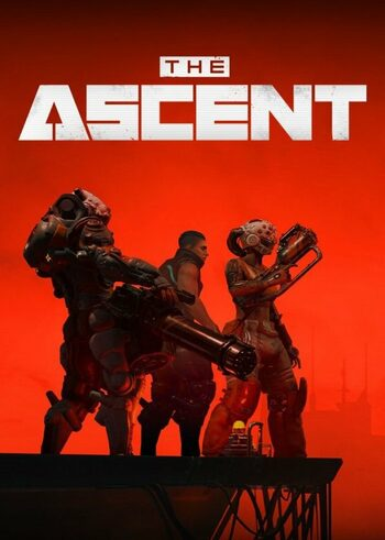 The Ascent Steam Klucz GLOBAL