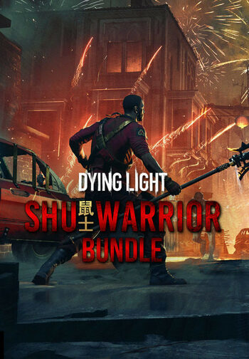 Dying Light - Shu Warrior Bundle (DLC) Steam Key GLOBAL