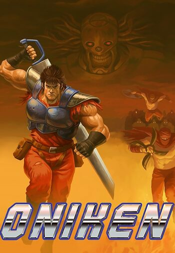 Oniken: Unstoppable Edition Steam Key GLOBAL