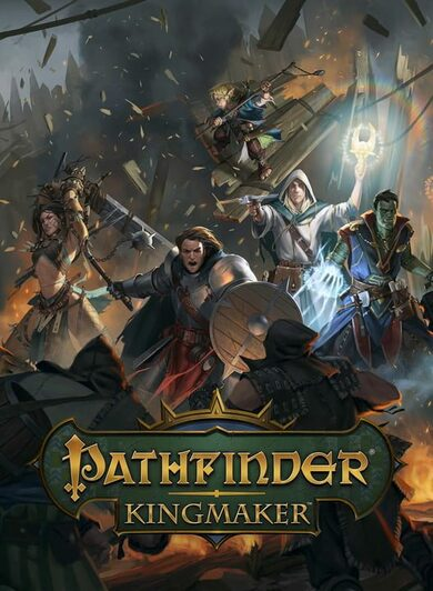 Pathfinder: Kingmaker Steam Key EUROPE
