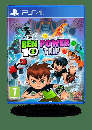 Ben 10: Power Trip PlayStation 4