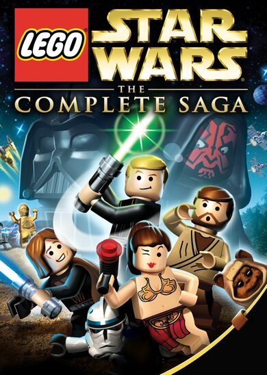 LEGO: Star Wars - The Complete Saga Steam Key GLOBAL