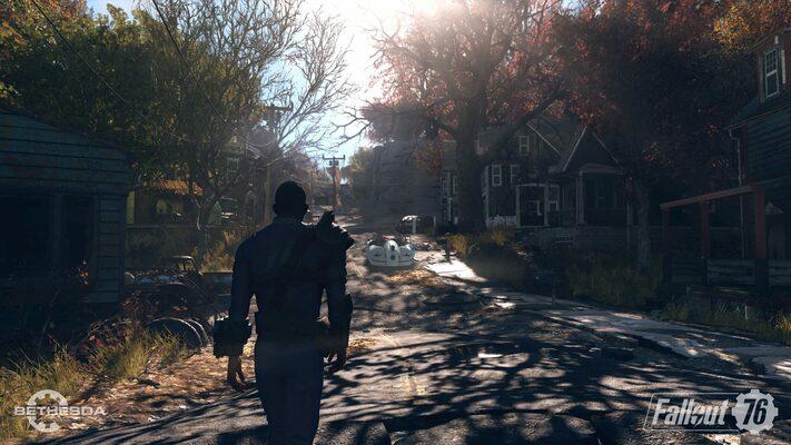 Fallout 76 Bethesda net Key EUROPE