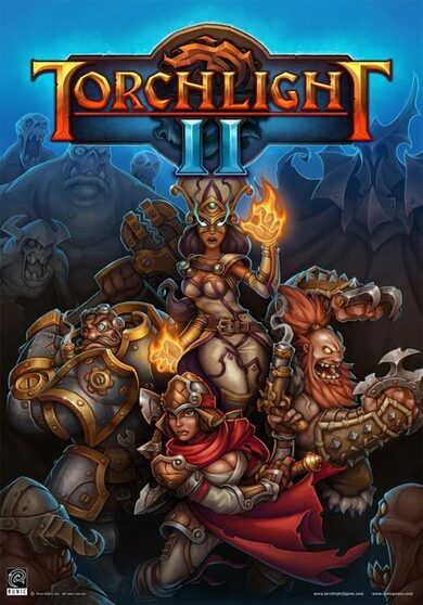Torchlight 2 Steam Key GLOBAL