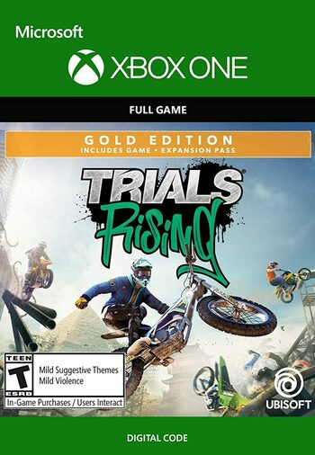 Trials Rising - Gold Edition (Xbox One) Xbox Live Key GLOBAL