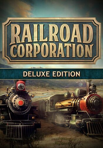 Railroad Corporation - Deluxe (DLC) Steam Key GLOBAL