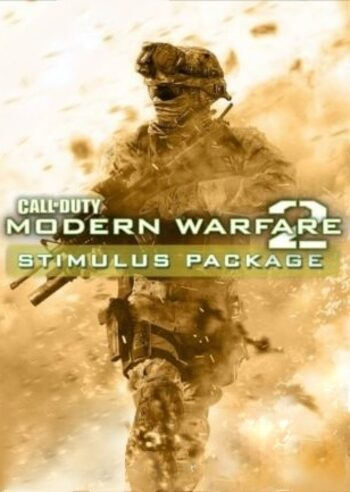 Call of Duty: Modern Warfare 2 - Stimulus Package (DLC) Steam Key GLOBAL