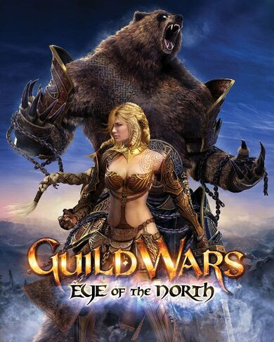 Guild Wars Eye of the North Official website Key GLOBAL