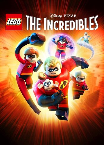 LEGO: The Incredibles Steam Key GLOBAL