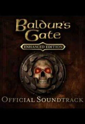 Baldur's Gate: Enhanced Edition Official Soundtrack (DLC) Steam Key GLOBAL