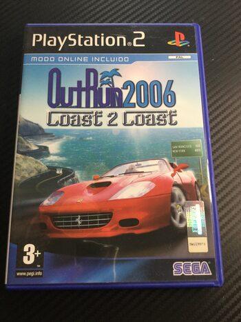 OutRun 2006: Coast 2 Coast PlayStation 2