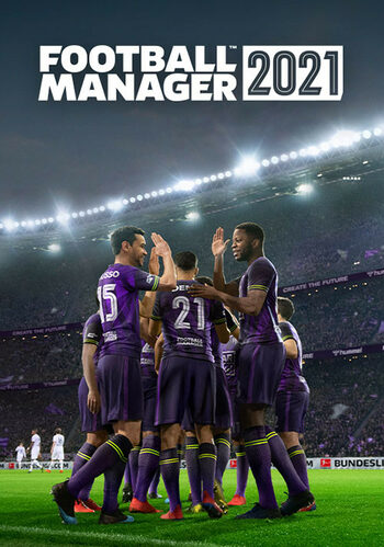 Football Manager 2021 Steam clé EUROPE