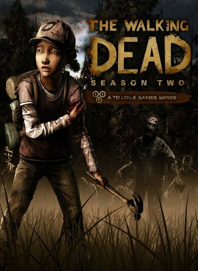 The Walking Dead: Season 2 Steam Key GLOBAL
