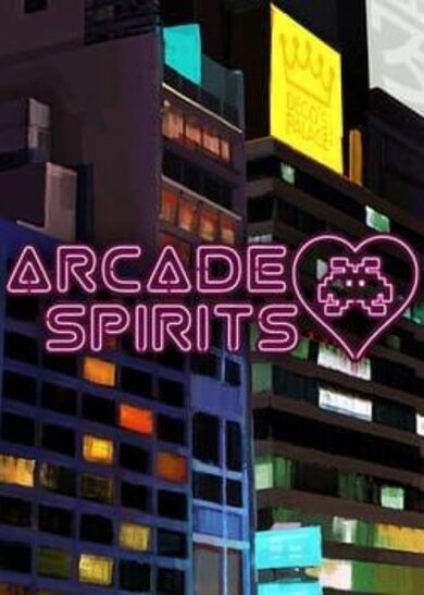 Arcade Spirits Steam Key GLOBAL