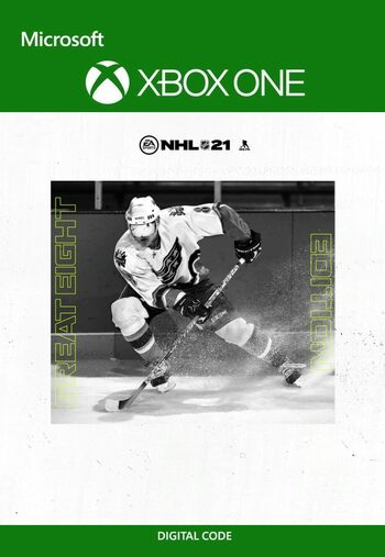 NHL 21 Great Eight Edition (Xbox One) Xbox Live Key UNITED STATES