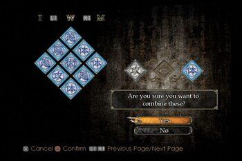 Redeem Magna Carta: Crimson Stigmata PlayStation 2