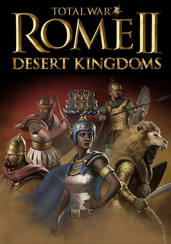 Total War: ROME II - Desert Kingdoms Culture Pack (DLC) Steam Key GLOBAL