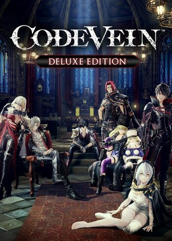 Code Vein (Deluxe Edition) Steam Key EUROPE