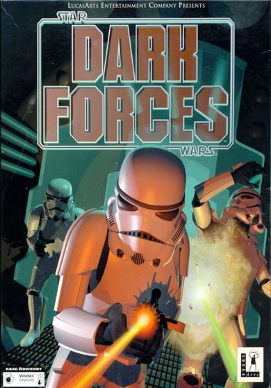 Star Wars  - Dark Forces Steam Key GLOBAL