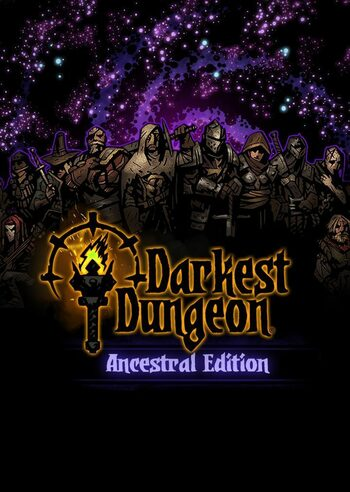 Darkest Dungeon: Ancestral Edition 2018 Steam Key GLOBAL