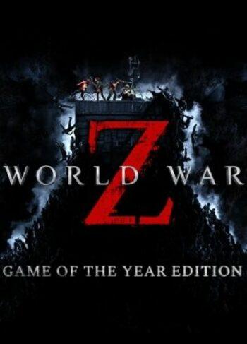World War Z - GOTY Edition Epic Games Key GLOBAL