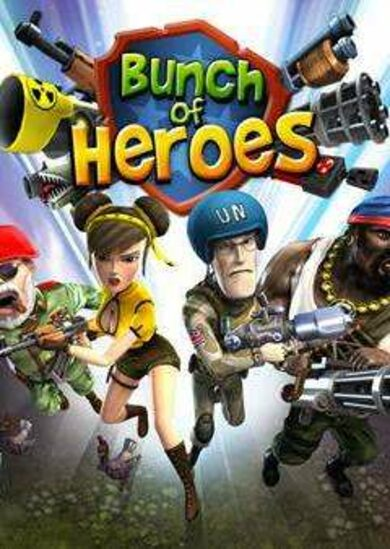 Bunch of Heroes Steam Key EUROPE
