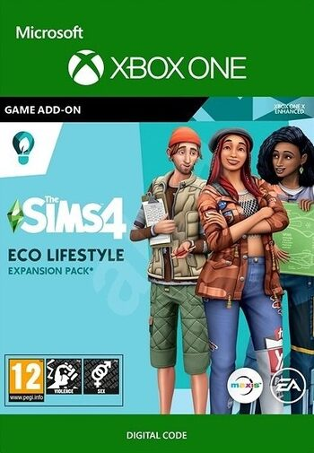 The Sims 4 Eco Lifestyle (DLC) XBOX LIVE Key GLOBAL