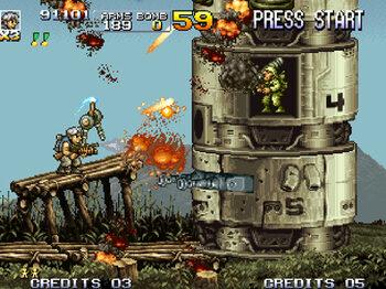 Metal Slug 4 Xbox for sale