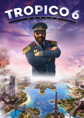 Tropico 6 El-Prez Edition Steam Key GLOBAL