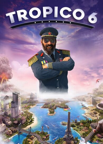 Tropico 6 El-Prez Edition Steam Key EUROPE