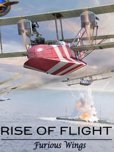 Rise of Flight: Channel Battles Edition - Furious Wings (DLC) Steam Key GLOBAL