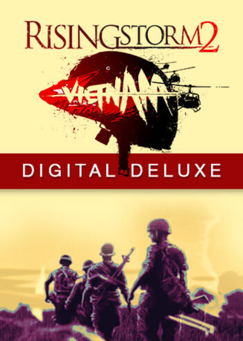Rising Storm 2 Vietnam Digital Deluxe Edition Upgrade Steam Key GLOBAL
