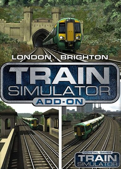 Train Simulator - London to Brighton Route Add-On (DLC) Steam Key EUROPE