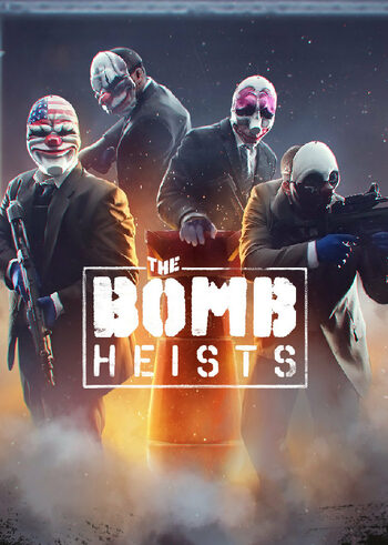 PayDay 2: The Bomb Heists (DLC) Steam Key GLOBAL