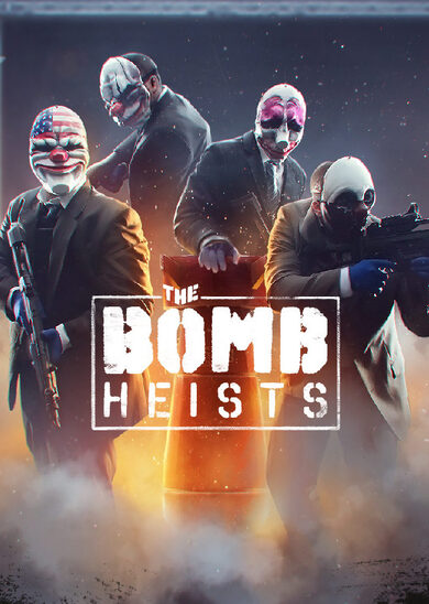PayDay 2: The Bomb Heists (DLC) Steam Key GLOBAL фото