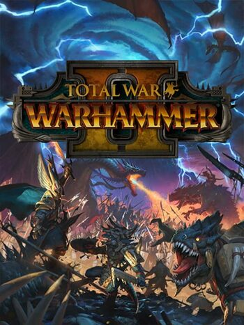 Total War : Warhammer II clé Steam EUROPE