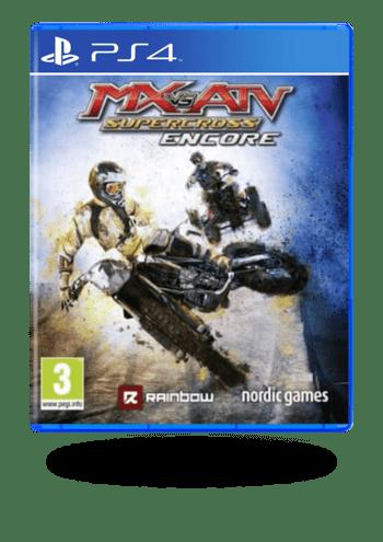 MX vs. ATV Supercross Encore PlayStation 4
