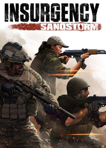 Insurgency: Sandstorm clé Steam GLOBAL