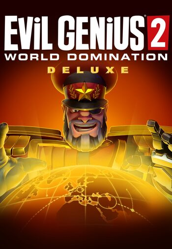 Evil Genius 2: World Domination Deluxe Edition Steam Key GLOBAL