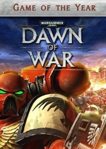 Warhammer 40,000: Dawn of War (GOTY) Steam Key GLOBAL
