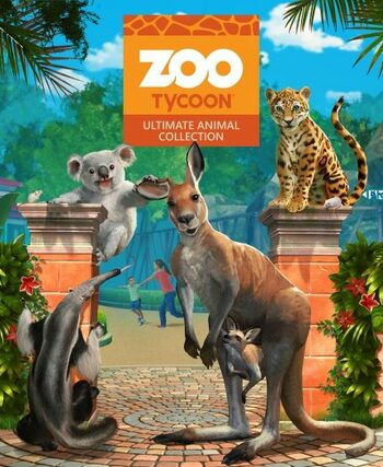 Zoo Tycoon: Ultimate Animal Collection Steam Clave GLOBAL