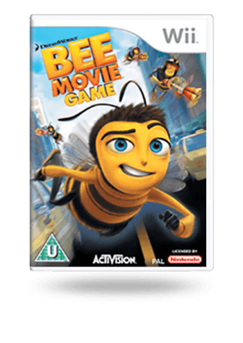 Bee Movie Game Wii